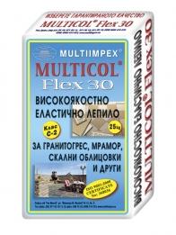 Лепила и шпакловки Мултикол флекс